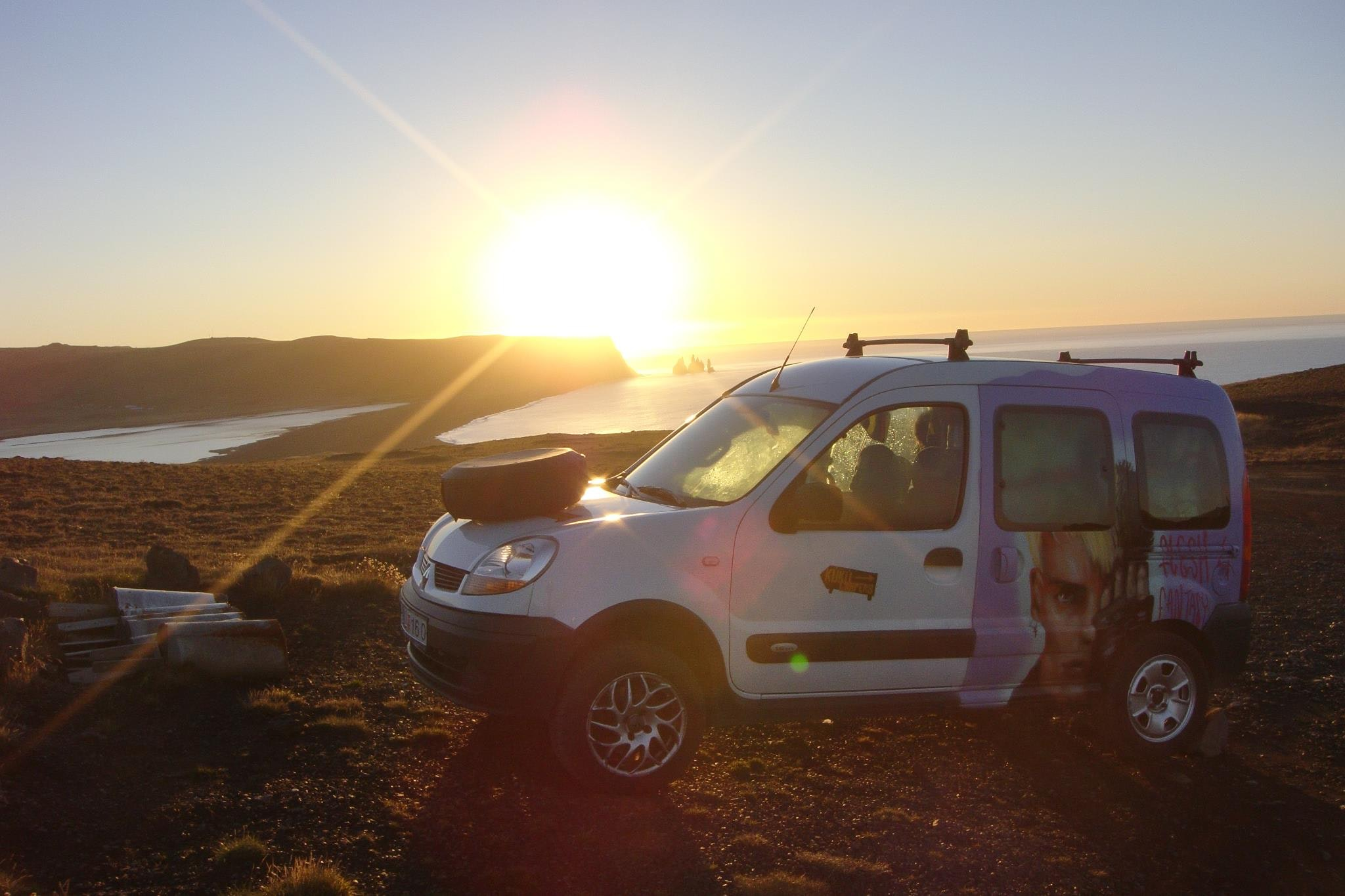 9 reasons to rent a camper in Iceland