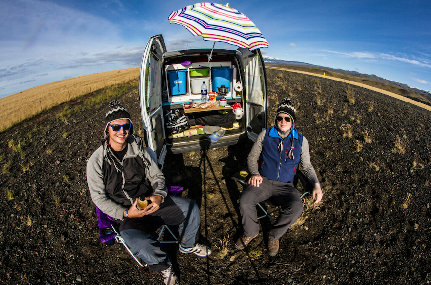 Camping in Iceland - Checklist
