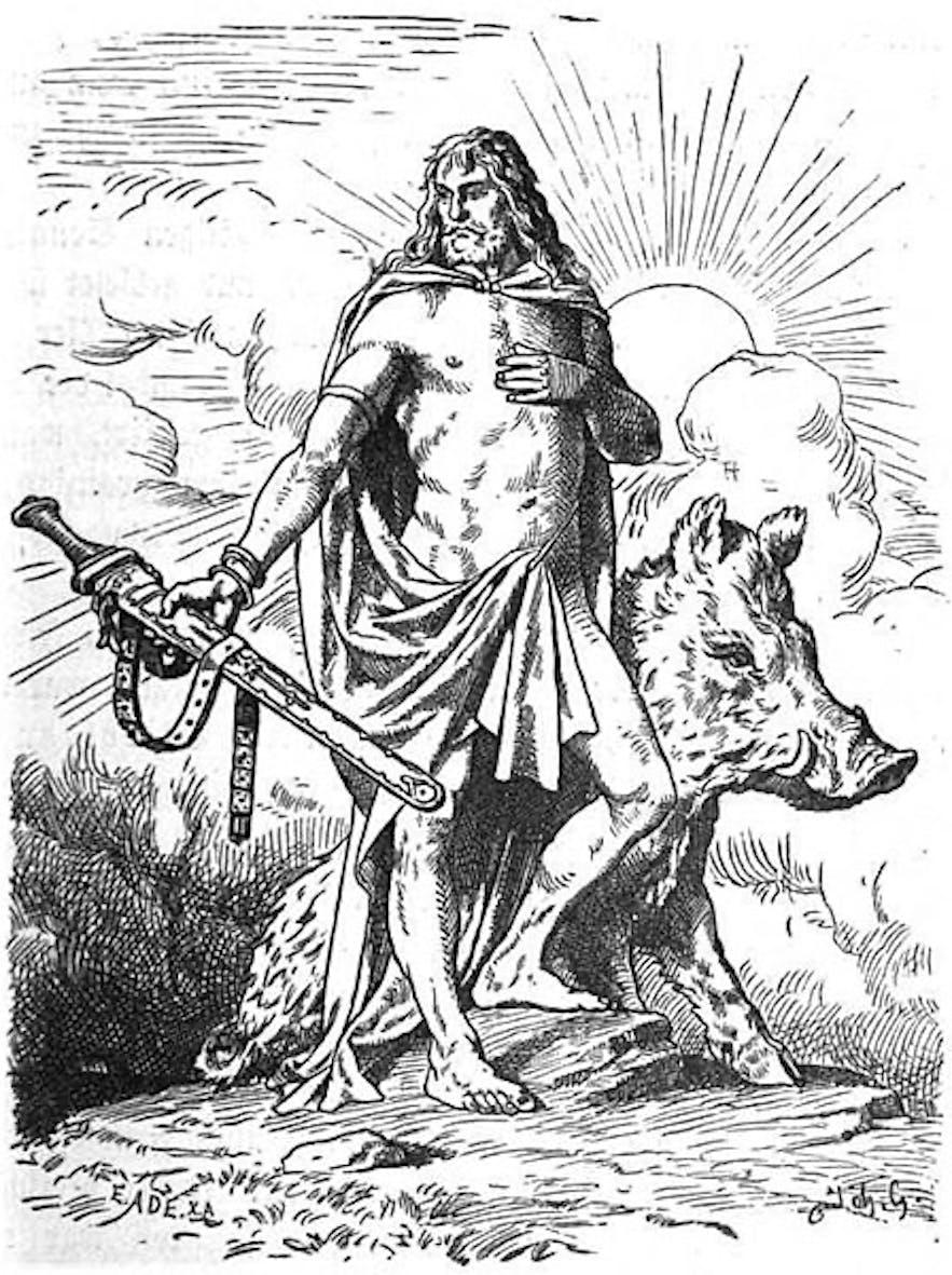 Norse Mythology, Gods and Goddesses | Guide to Iceland